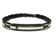 Bracciale NABA Young in acciaio