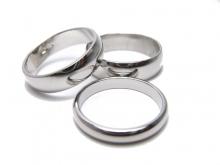 Fedina in argento
